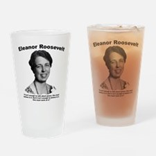 Eleanor: Peace Drinking Glass