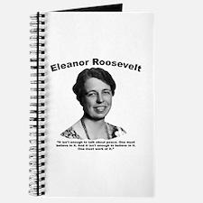 Eleanor: Peace Journal