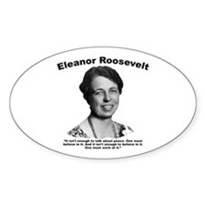 Eleanor: Peace Decal