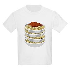 Bowls Of Pasta T-Shirt