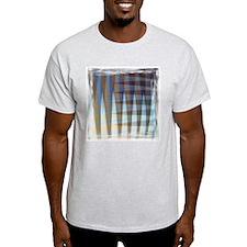 Aluminum Culvert Abstract Ash Grey T-Shirt