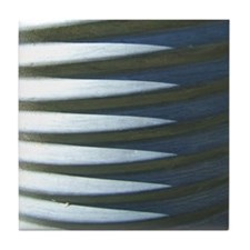 Aluminum Culvert Tile Coaster