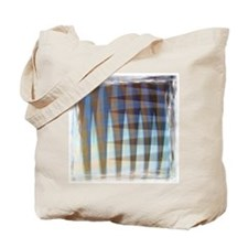 Aluminum Culvert Abstract Tote Bag