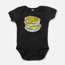 Bowls Of Noodles Baby Bodysuit