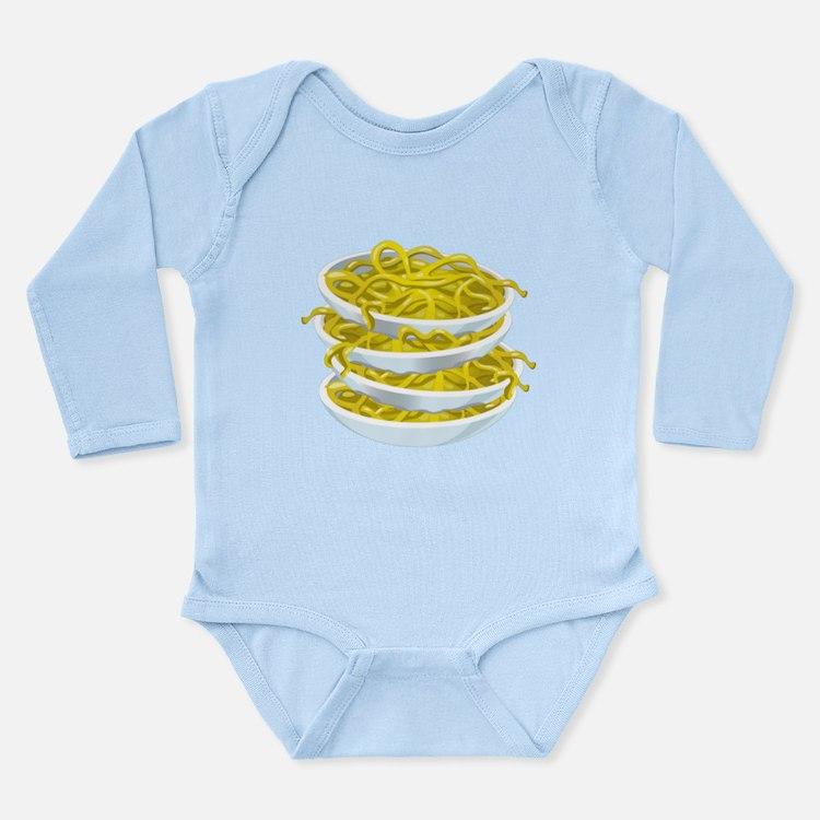 Bowls Of Noodles Body Suit