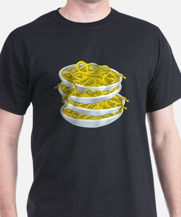 Bowls Of Noodles T-Shirt