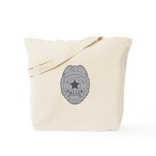 POLICE BADGE Tote Bag