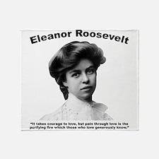 Eleanor: Love Throw Blanket