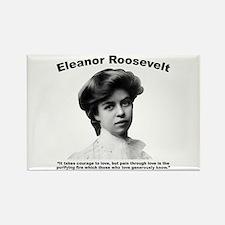 Eleanor: Love Rectangle Magnet