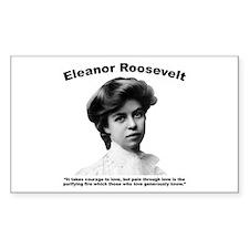 Eleanor: Love Decal