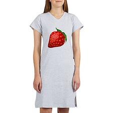 Strawberry Women's Nightshirt