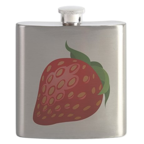Strawberry Flask