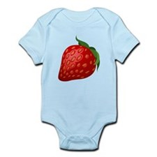 Strawberry Body Suit