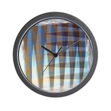 Aluminum Culvert Wall Clock