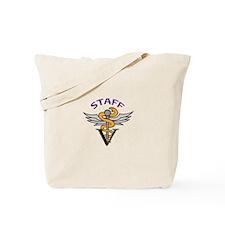 VETERINARIAN STAFF Tote Bag
