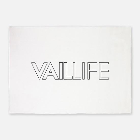 VailLIFE Epic IV Front 5'x7'Area Rug
