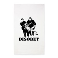 Disobey Area Rug