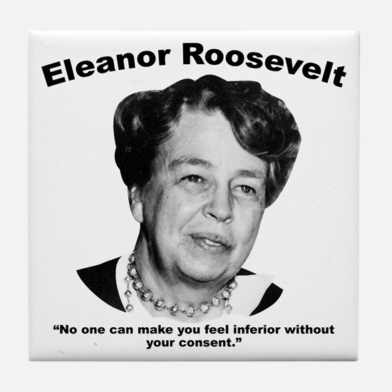 Eleanor: Inferior Tile Coaster