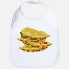 Spicy Quesadillas Bib