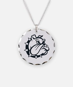 ONE COLOR BULLDOG Necklace