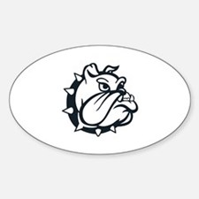 ONE COLOR BULLDOG Decal