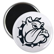 ONE COLOR BULLDOG Magnets