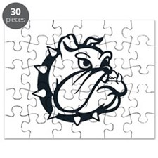 ONE COLOR BULLDOG Puzzle