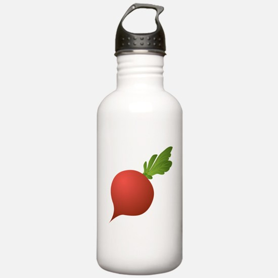 Radish Water Bottle