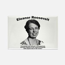 Eleanor: Friendship Rectangle Magnet