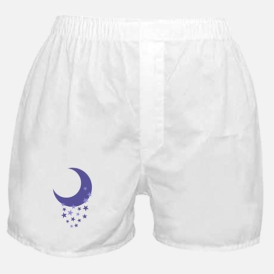 MOON AND STARS Boxer Shorts