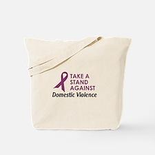 TAKE A STAND Tote Bag