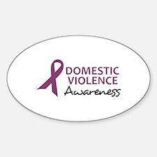 DOMESTIC VIOLENCE AWARENESS Decal