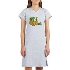 Pineapples Women's Nightshirt