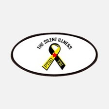 THE SILENT ILLNESS Patches