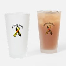 THE SILENT ILLNESS Drinking Glass