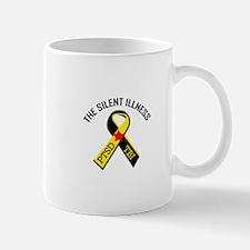 THE SILENT ILLNESS Mugs