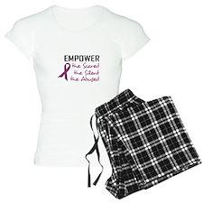 EMPOWER THE ABUSED Pajamas