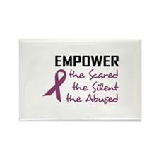 EMPOWER THE ABUSED Magnets