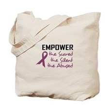 EMPOWER THE ABUSED Tote Bag