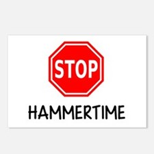 Hammertime Postcards (Package of 8)