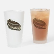 Oyster Drinking Glass