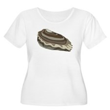Oyster Plus Size T-Shirt