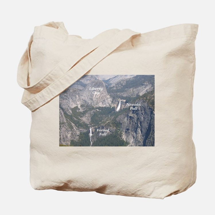 Views of the Giant Staircase Tote Bag