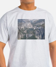 Views of the Giant Staircase T-Shirt