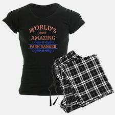 Park Ranger pajamas