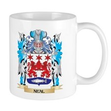 Neal Coat of Arms - Family Crest Mugs