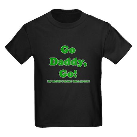 go daddy go Kids Dark T-Shirt