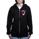 11TH ARMORED CAVALRY REGIMENT Women's Zip Hoodie