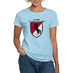 11TH ARMORED CAVALRY REGIMEN Women's Light T-Shirt