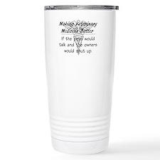 Unique Vet Travel Mug